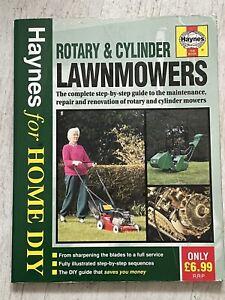 Haynes Manual - Rotary & Cylinder Lawnmowers