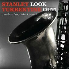 Look Out - Stanley Turrentine (2016, CD NUOVO)