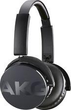 AKG Y50 faltbarer On-ear Kopfhörer schwarz