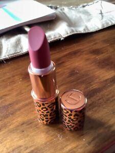 Charlotte Tilbury Hot Lips Lipstick  Mini in AMAZING AMAL 1.3g NEW