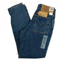 Levi's 512 Slim Fit Original Tapered Leg Size 8 Women's Blue Jeans NEW WITH TAGS