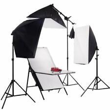 Product Photography Still Life Shooting Table Kit 4x 135w Daylight Studio Bulb