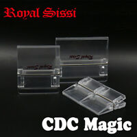 Royal Sissi 1 set CDC magic tools small/medium/large feather clips assorted fly