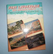 1983 Fort Lauderdale and Broward County by Stuart B. McIver