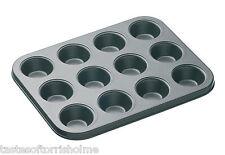 MASTERCLASS haute résistance professionnel Mini 12 trous Mini Muffin / gâteau