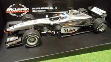 F1 McLAREN MERCEDES MP4/16 #3 HAKKINEN au 1/18 MINICHAMPS 530011803 voiture