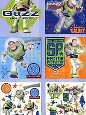 Disney Vinyl Cling Art Toy Story Decorating Kit