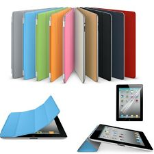 Brand new Magnetic Smart Cover Wake/Sleep PU Stand for iPad 4th 3 by CyberTech