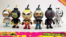 FULL SET of 6 BLOW UP DOLLS DIESELFUEL Artist Séries JAMUNGO ! dunny blowupdolls