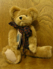 """Boyds Plush #51081-08 BRAXTON B. BEAR , 14"""" NEW/Tag From Retail Store, Jointed"""