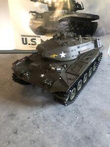 Heng Long US. M41A3 Walkerbulldog 1/16 Scale Smoke,engine And MGSound,BB Firing.