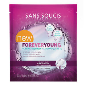 Sans Soucis Forever Young Sheet Mask