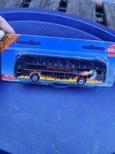 Siku 1624 Man Travel Bus Metal Tours New
