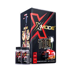 100 Energy Shots for $29.99 - X-Mode Energy Shots on Tap! (5hr Alternative)