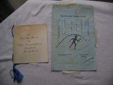 1966/67 Northwood High School, Silver Spring, MD- Dance program and play program