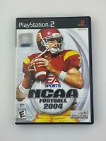 NCAA Football 2004 - Playstation 2 PS2 Game - Complete & Tested