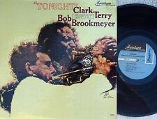 Clark Terry ORIG US LP Tonight EX 1965 MONO Mainstream 56043 Bob Brookmeyer Jazz