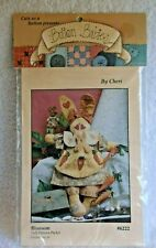 Button Babies Doll Pattern Packet - 'Blossom' - #6222 - 1992 - NIP