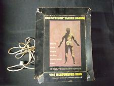 "1969 Ray Bradbury's ""Illustrated Man"" Movie light up counter display sci-fi"