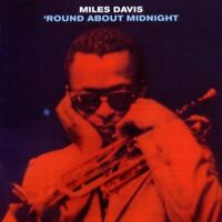 Miles Davis - Round About Midnight - 180gram Vinyl LP *NEW & SEALED*