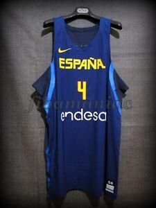 RUTA Ñ 16/17 PAU GASOL SPAIN FIBA BASKETBALL JERSEY LAKERS BULLS BARCELONA NBA