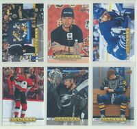 2019-20 Upper Deck Series 1 and 2 UD Canvas YOU CHOOSE CARDS