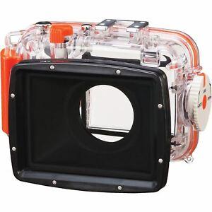 Fujifilm Finepix Waterproof Case 40M Camera Waterproof case Brand New Clear