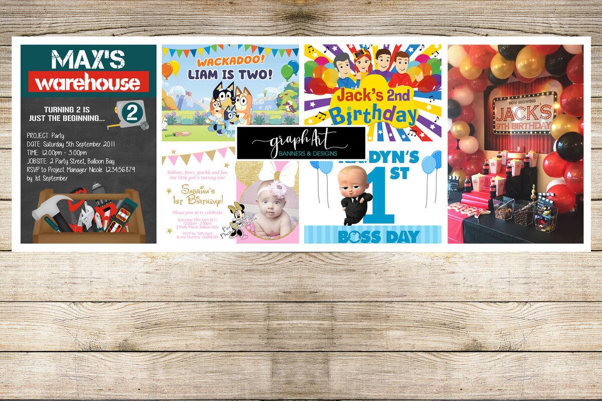 GraphArt Banners & Designs