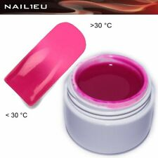 Uv Thermo Gel 17 Magenta-Pink 5ml / Nail Colorgel Color Colour