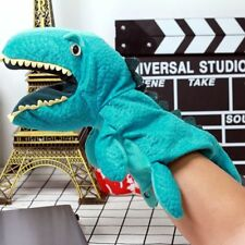 Jurassic world Dinosaurs Puppet Soft Plush Toy Doll New Gift