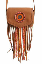 $180 SAM EDELMAN WOMENS BROWN PURSE HANDBAG CROSSBODY CLUTCH SHOULDER WALLET BAG