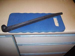 skoda fabia 04, rear wiper arm and blade