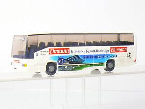 WIKING B6 600 0019 Bus De L'Equipe Ksc Avec Joueur Autographes -1 MB : 87 Ovp