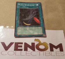 1x (M/NM) - Black Whirlwind - RGBT-EN051 - Common - Unlimited YuGiOh