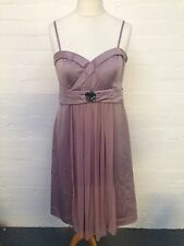 Ladies Stunning Alexon Cocktail Dress - Uk16 - Great Condition