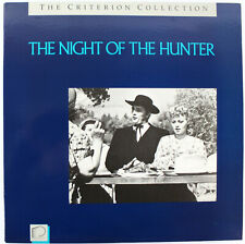 The Night of the Hunter, 1955 Film Noir - Laserdisc - Criterion Collection