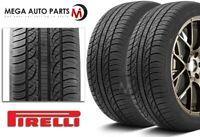 2 Pirelli PZERO Nero All Season 225/40R18 92H MO P-ZERO Performance A/S Tire