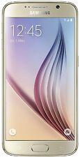 Samsung Galaxy S6 G920F 32GB Gold Android Smartphone Handy NEU