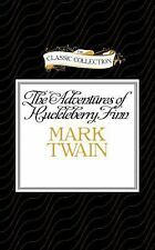THE ADVENTURES OF HUCKLEBERRY FINN unabridged audio book on CD by MARK TWAIN