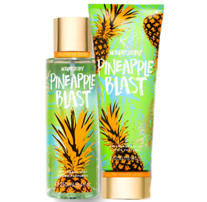 Victoria's Secret Pineapple Blast Fragrance Lotion + Fragrance Mist Duo Set