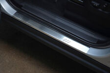 Chrome Door Sill Trim Covers Protectors To Fit Land Rover Discovery 3 / 4 04-16
