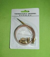 Universal -Thermoelement 900mm incl. 5 Adapter Gasherd Grill etc. (68A)