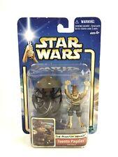"Star Wars Saga Episode 1 - 3.75"" Figure - Teemto Pagalies (Pod Racer) #46"