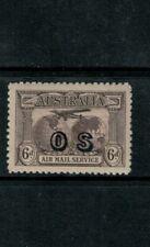 Australia Sg139a, Scott Co1, 1931, Kgv, Mnh
