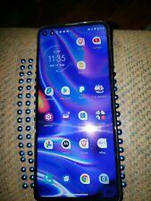 Motorola One 5G - 128GB - Oxford Blue (AT&T) (Single SIM)