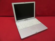 Apple iBook M6497 Notebook /Laptop PowerPC G3 700MHz 248MB RAM 30GB HDD