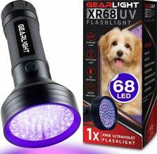 Uv Torch trouver Vansky Pets lumière noire 12Led Lights Uv chiens//chats Urine Détecteur