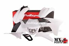 KIT PLASTICHE COMPLETO ENDURO KTM 250 EXC 2012-2013 POLISPORT P90505  PORTANUMER