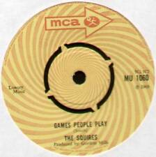 "[JOE SOUTH] SQUIRES ~ GAMES PEOPLE PLAY / FUNKY BAYSWATER ~ 1969 UK 7"" SINGLE"