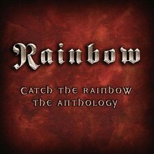 RAINBOW Catch the Rainbow: The Anthology by Rainbow 2CD